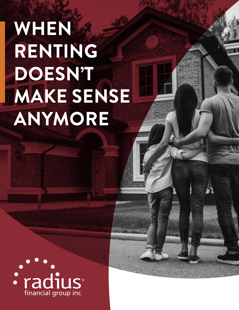 When Renting Doesn't Make Sense Anymore